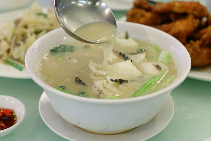 10 Must-Try Sliced FISH SOUP 鱼片汤